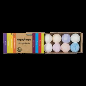 Happy Soaps Mini Bathbombs Herbal Sweets