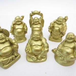 Boeddha Set Goud