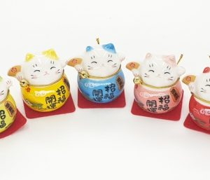 Lucky Cat Set